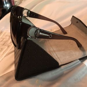 *** Authentic Gucci Horsebit Sunglasses 🕶 ***